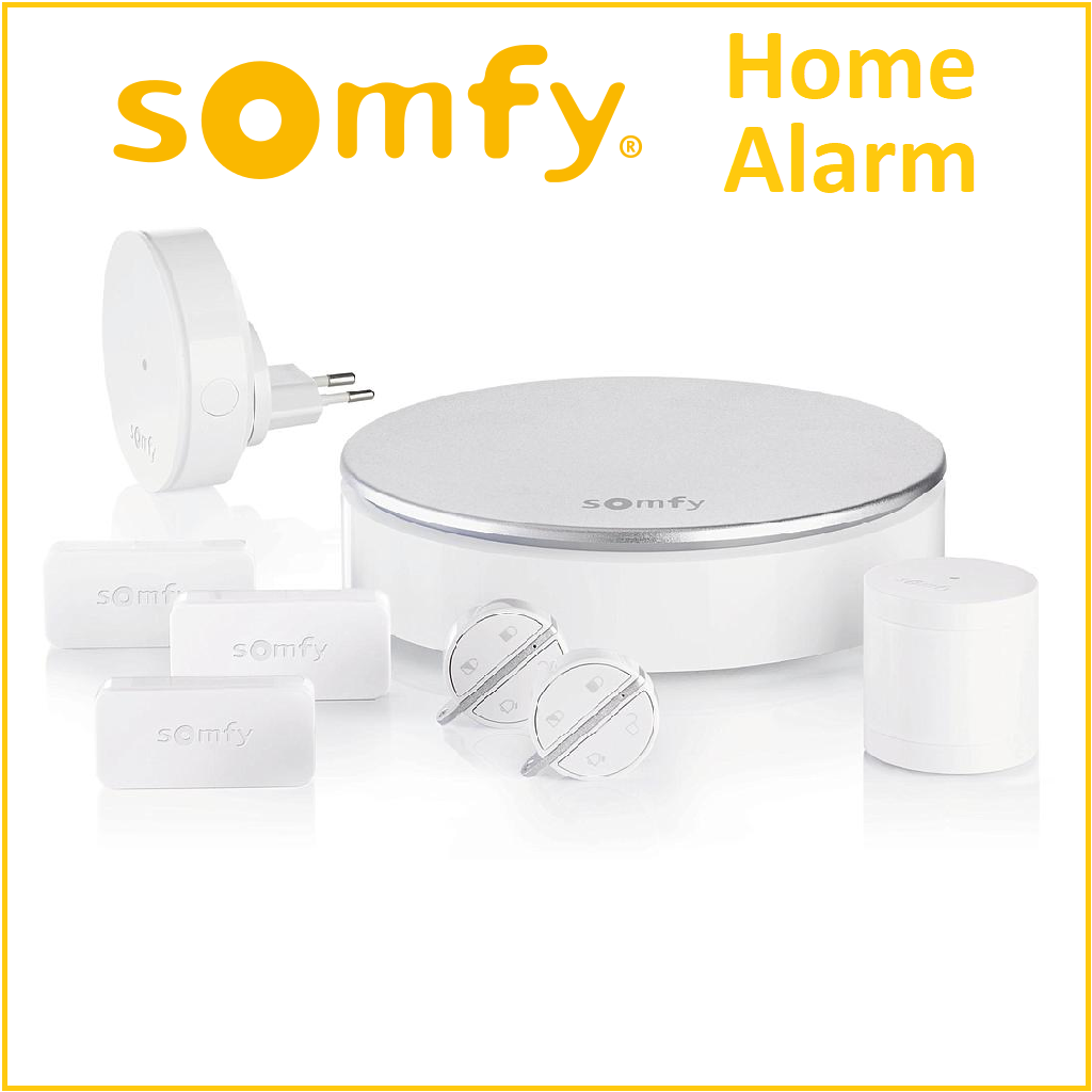 Somfy Syprotect Home Alarm